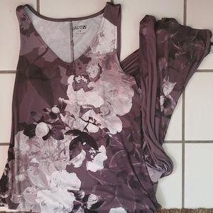 Womans Maxi Dress